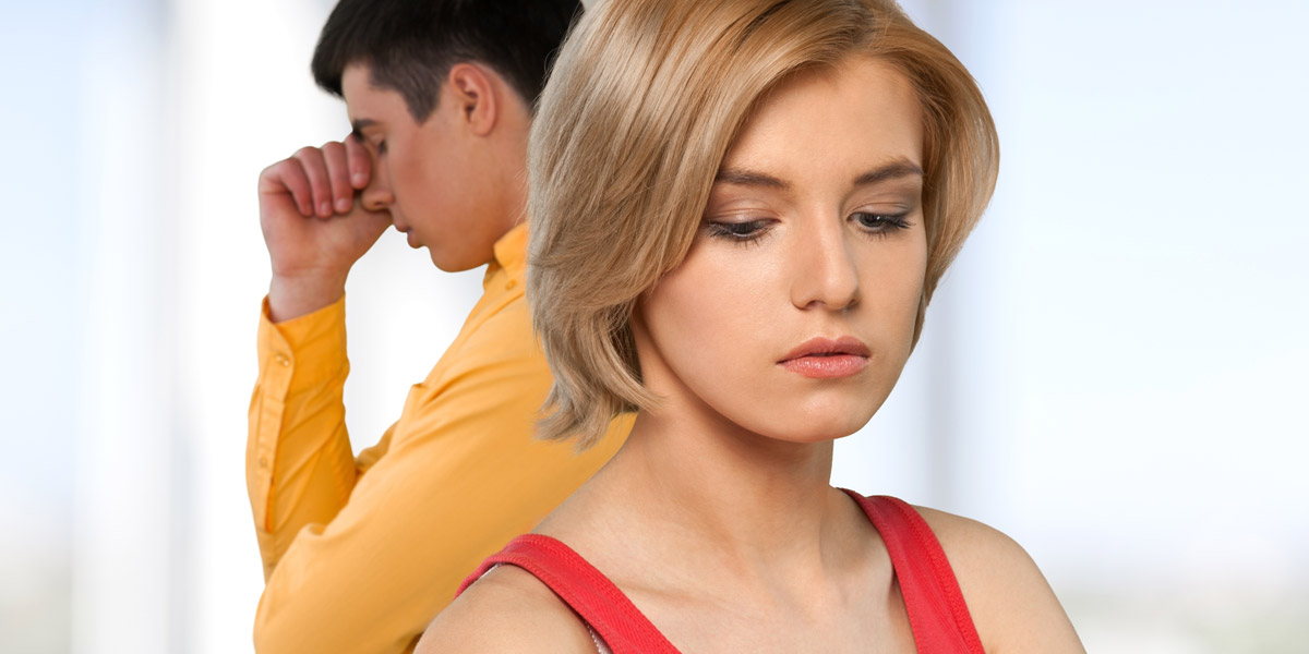 How to Spot a Failing Relationship