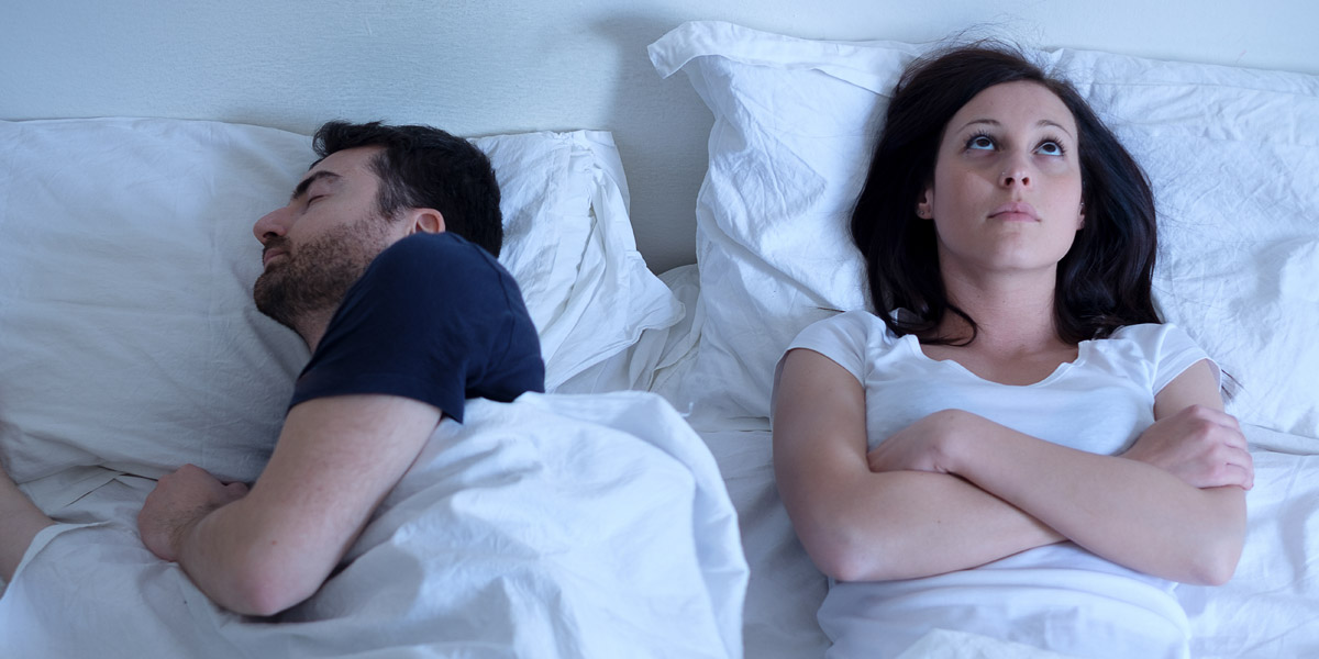 Why Your Partner May Be Ignoring You