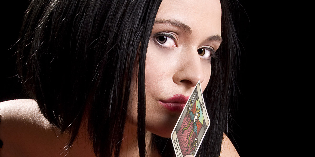 Telling a Story Using Tarot Cards