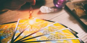 what happens during a psychic reading online