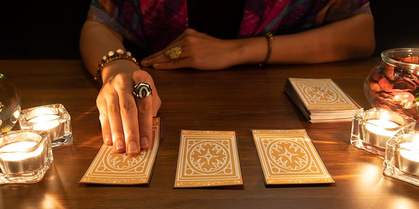 why get a psychic reading online