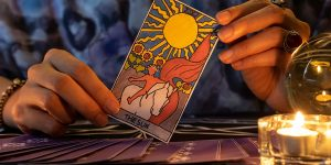 how do psychic phone readings work